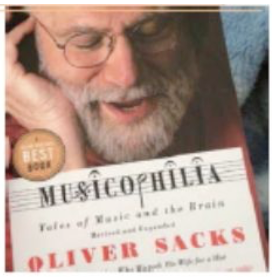 Book review on Musiccophilia