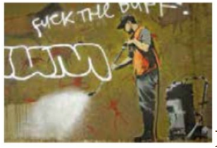 Is Graffiti Art or Crime?