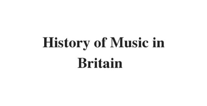 (Update 2021) History of Music in Britain  | IELTS Listening Part 4 Free
