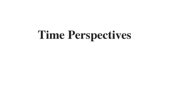 (Update 2021) Time Perspectives | IELTS Listening Part 4 Free