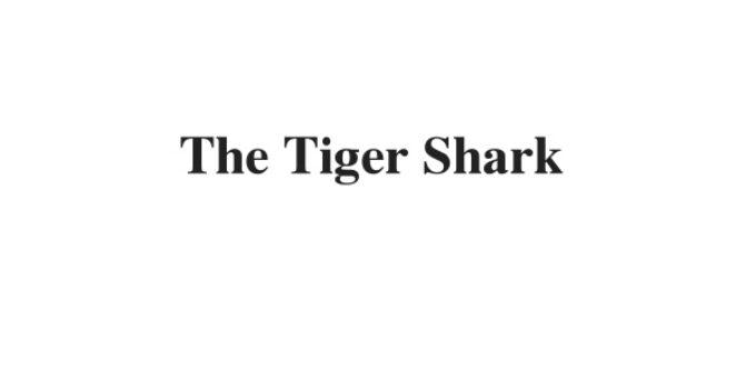 (Update 2021) The Tiger Shark | IELTS Listening Part 4 Free