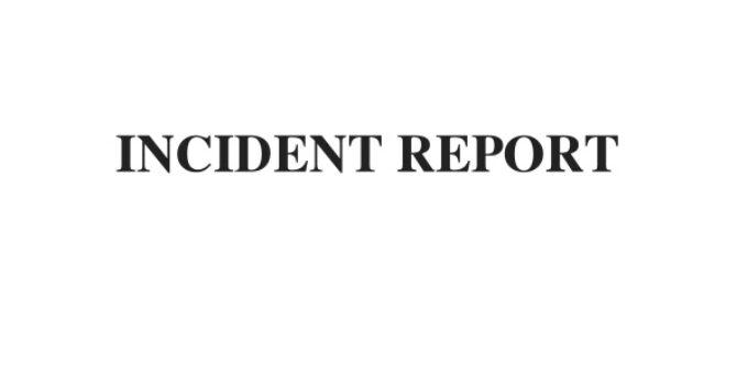 (Update 2021) INCIDENT REPORT | IELTS Listening Part 1 Free